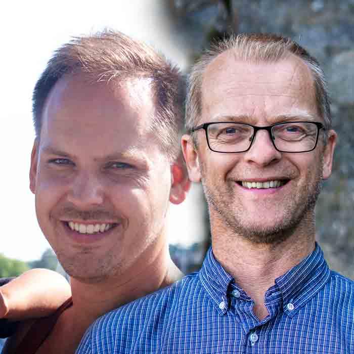 Roy Elling Foss & Eirik B. Fjellestad